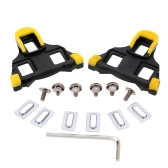 Self-locking Cycling Pedal Bike Road Bicycle Cleat for SPD-SL Bicycle Pedal