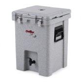 釣りキャンプ用20Lの飲料容器ポータブル回転成形クーラーボックス