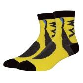 1 Pair of Thicken Sports Cycling Socks Bike Socks Biking Outdoor Breathable Cotton Short Football Cycling Socks Fitness
