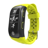 IP68 Waterproof Sports Smart Bracelet BT GPS Waterproof Wristband Strap Pedometer Fitness Tracker with Heart Rate Monitor