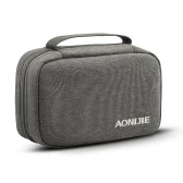 AONIJIE Hanging Travel Toiletry Bag Wash Storage Pouch Cosmetic Organizer Handbag