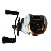12+1 Ball Bearings Baitcasting Reel Fishing Fly High Speed Fishing Reel with Magnetic Brake System