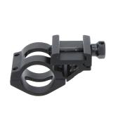 タクティカルレールマウント25.4mmリングレンチ付きライフルスコープの懐中電灯トーチ狩猟ツール