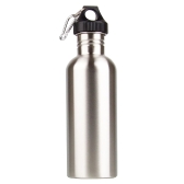 1000ml Outdoor Sports Stainless Steel Wide Mouth Drinking Water Bottle for Camping Cycling