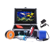 "7"" TFT LCD Monitor 800TVL Portable Night Vision Fish Finder Underwater Fishing Camera 30M Cable"