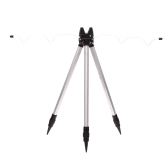 Aluminum Alloy Telescopic Fishing Tripod Holder Stand for Fishing Rod