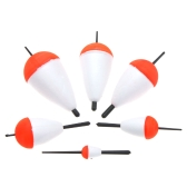 6Pcs Fishing Floats Fishing Accessory with Sticks