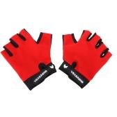 Breathable Anti-slip Gloves Outdoor Sports MTB Tactics Fitness Half Finger Gloves