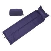 188 * 57 * 2.5cm 防水自動インフレータブル自己膨張防湿アウトドアキャンプ用枕とパッドテントエアーマットマットレススリーピング【並行輸入品】