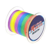 300M 20LB Colorful 4 Strands Multifilament PE Braid Fishing Line