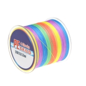 500M 50LB Colorful 4 Strands Multifilament PE Braid Fishing Line