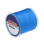 500M 50LB Colorful 4 Strands Multifilament PE Braid Fishing Line 7 Colors