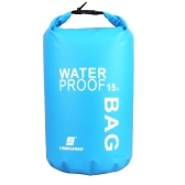 15L Ultralight Waterproof Dry Bag for Outdoor Travel Rafting Drifting Kayaking Swimming