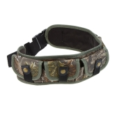 Adjustable Canvas Shell Belt 17 Rounds for Hunting