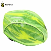 Wolfbike Water Resistant MTB Bicycle Motorcycle Rain Helmet Cover