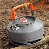 火メープル FMC XT1 0.8 リットル屋外キャンプ ピクニック鍋やかんお茶フィルター + メッシュ バッグ