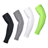2Pcs Bike Cycling Sun UV Protection Arm Sleeves for Outdoor Games