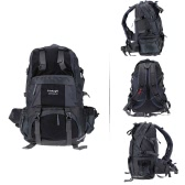 50L Outdoor Sport Backpack-Black