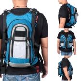 iLure  ベスト式 フィッシングバックパック 多機能  アウトドア 釣りバッグ 日焼け防止「並行輸入」