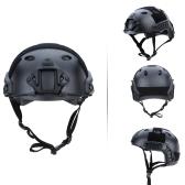 ミリタリー タクティカル ヘルメット 屋外CSエアガン ペイントボール ベースジャンプ 防護ヘルメット【並行輸入品】