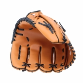 "10.5""/11.5""/12.5"" Baseball Glove Left Hand -Brown"