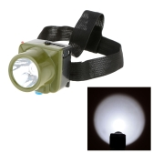 Mini LEDヘッドライト 充電式 釣りライト 屋外照明 キャンプ ヘッドランプ マイニングライト 防水仕様