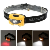 3W Lightweight Water Resistant LED Headlight Fishing Light Outdoor Lighting LED Camping Headlamp