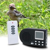 Outdoor Hunting Decoy Bird Caller Mp3 Bird Sound Loudspeaker Amplifier with Remote Control