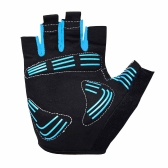 Wolfbike Men Women Bicycle Cycling Half Finger Gloves