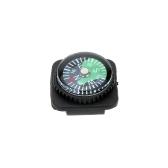 10個入りの20mmのミニ油入スリップオンコンパスセット 緊急サバイバルツール 走行腕時計やParacordブレスレットに適用 アウトドアキャンプ/ハイキング用