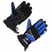 2Pcs Scoyco Winter Waterproof Windproof Thermal Motorcycle Racing Gloves