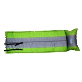 BlueField Outdoor Camping Automatic Inflatable Mattress Self-Inflating Moistureproof Tent Mat Folding Mat with Pillow