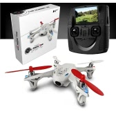 Original Hubsan X4 H107D RC Mini 5.8G FPV RTF 6-axis System Quadcopter w/ LCD Transmitter Camera