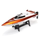 Feilun FT009 30km/h High Speed RC Racing Boat - Red