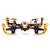 Yizhan Golden X4 4CH 2.4G 6 Axis Radio Controll Quadcopter Model Toys UFO 3D Flying Saucer