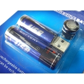 USB AA Battery