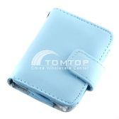 Leather Skin Case for iPod Nano 3rd