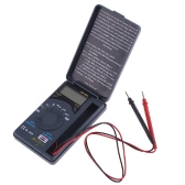 Mini Pocket Auto Range AC/DC U/I LCD Digital Multimeter