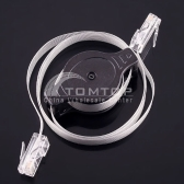 1.5M Retractable Ethernet LAN RJ45 Network Cable
