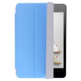 Smart Case Cover Stand for Apple iPad Mini Sleep/ Wake Blue