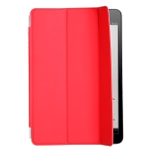 Smart Case Cover Stand for Apple iPad Mini Sleep/ Wake Red