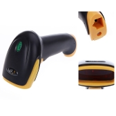 2.4G Wireless Cordless Laser Barcode Scanner Bar Code Reader USB Automatic Handheld High Speed