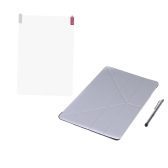 Magnetic Smart Case Comprehensive Protective Shell Stand for iPad Air Sleep/Wake Up Gray