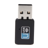 300Mbps USB Mini Wireless Network Adapter Card  AP 802.11 b/g/n for Desktop Laptop