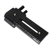 2-way Macro Shot Focusing Focus Rail Slider for Canon Nikon Sony Olympus Pentax Camera D-SLR