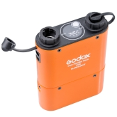 Godox PROPAC PB960 Dual-Output Speedlite Power Battery Pack 4500mAh for Canon Nikon Flash