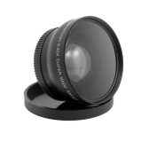 HD 52MM 0.45x Wide Angle Lens with Macro Lens for Canon Nikon Sony Pentax 52MM DSLR Camera