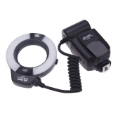 Viltrox JY-670  Professional Macro Ring Flash Light Lite Speedlite for Canon Nikon Camera