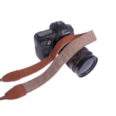 Camera Shoulder Neck Vintage Strap Belt for Sony Nikon Canon Olympus Panasonic Pentax DSLR SLR