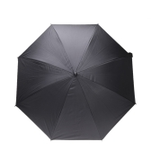 43in/109cm White Soft Umbrella with Reflective Silver Backing and Black Cover for Studio Strobe Light